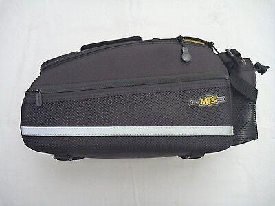 Topeak Gepäckträgertasche Trunk Bag EX Strap schwarz Fahrrad Tasche
