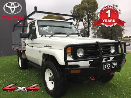Toyota LandCruiser Ute *** GREAT CONDITION , RWC AND REGO *** Bayswater Knox Area Preview