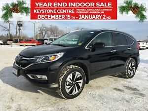 2016 Honda CR-V Touring AWD *Forward Collision Alert* *Lane Watc