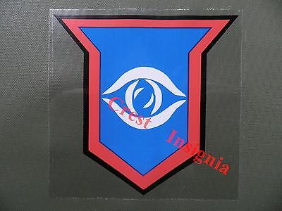 Guards Armoured Div. vehicle sticker/decal.