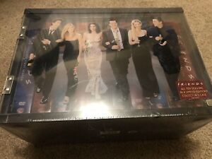 Collectors case Friend 10 seasons in one