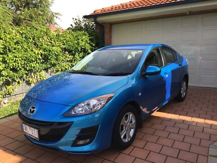 Mazda 3 –2010 Manual Melbourne CBD Melbourne City Preview