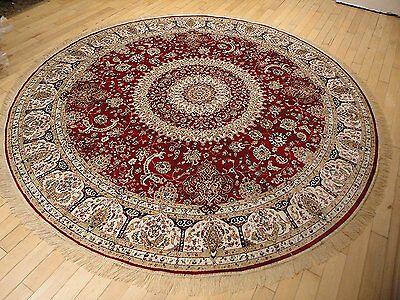 Large Persian Silk Rugs 8