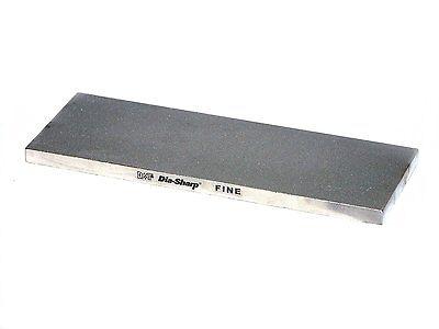 DMT D8F 8 INCH DIA-SHARP FINE GRIT DIAMOND BENCH STONE SHARPENER USA (Diamond Bench Stone Sharpener)