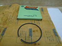 Yamaha 100 MX MX100-A B New OEM  .25 1st Oversize Piston Ring 1974 1975 #