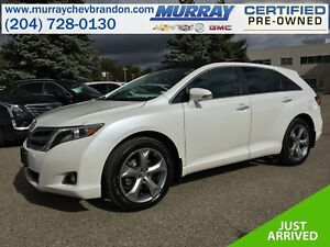 2013 Toyota Venza Base AWD *Nav* *Backup Camera* *Heated Leather