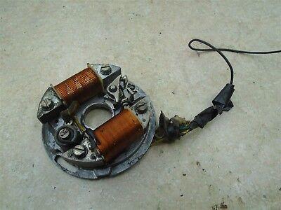 Husqvarna 250 WR WR250 HUSKY Engine Good Femsa Generator Stator 1973 WD SM281