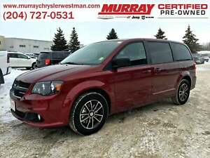 2017 Dodge Grand Caravan SXT FWD Stow-N-Go *DVD* *Nav* *Backup C