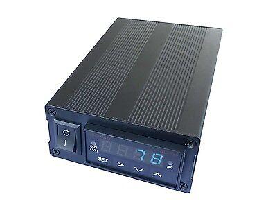 Plug-n-play Pid Temperature Controller 12v24v Inputoutput For Smoker