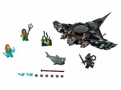 BLACK MANTA SHIP SET AQUAMAN,MERA ETC. MARVEL MINIFIGURE FIGURE USA SELLER NEW