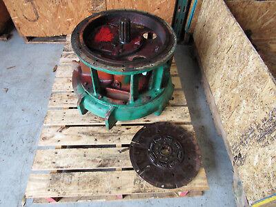 Hale Hi-flo 4 Centrifugal Water Pump Flex Plate Off John Deere 6466 Engine