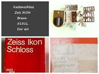 IKON Stahl-Schutzbeschlag S4K3 VAR=PAN *Neu*