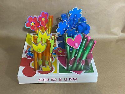 Oferta De 1 Bolígrafo De Diseño Agatha Ruiz De La Prada Inoxcrom...
