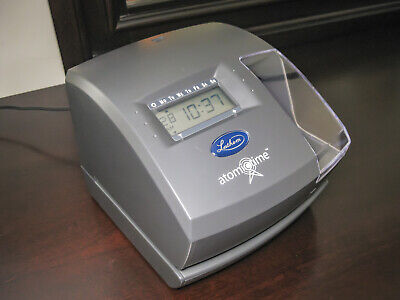 Lathem 1600e Time Clock With 2 Keys And Extra Ink