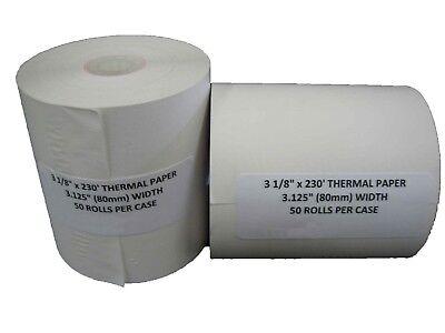3-18 X 230 Quickbooks Pos Receipt Paper Citizen Ct-s300 Ct-s310 Ct-s310ii