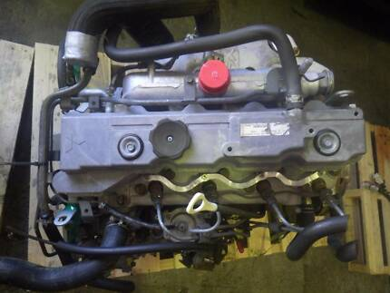 MITSUBISHI PAJERO 4M40 TURBO 2.8 DIESEL ENGINE 93 TO 02 (33709) Brisbane South West Preview
