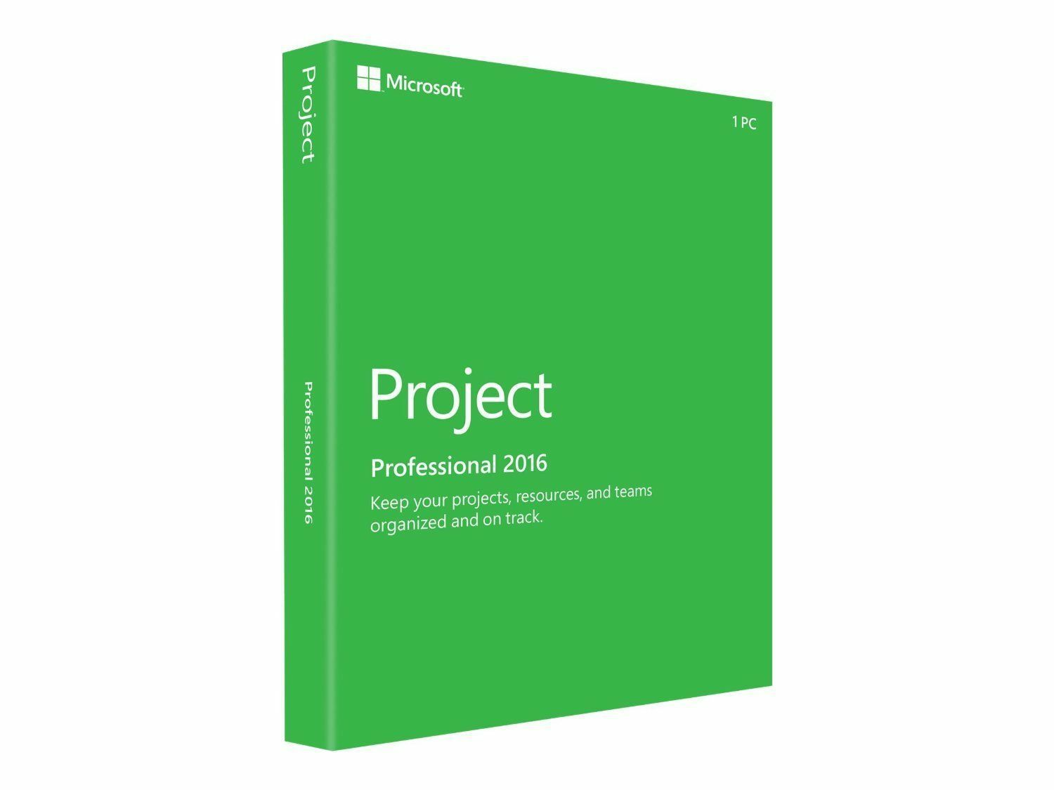 Microsoft Project 2016 Professional For Windows Full Vers...