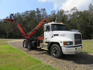 2004 Mack CH FLEETLINER PRIME MOVER   CRANE - EX GOVT! North Macksville Nambucca Area Preview