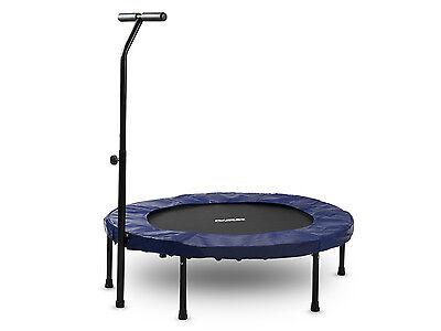 Fitness Trampolin, Jumping, Sportgerät, Indoor mit dem Griff 112 cm Neo – Sport