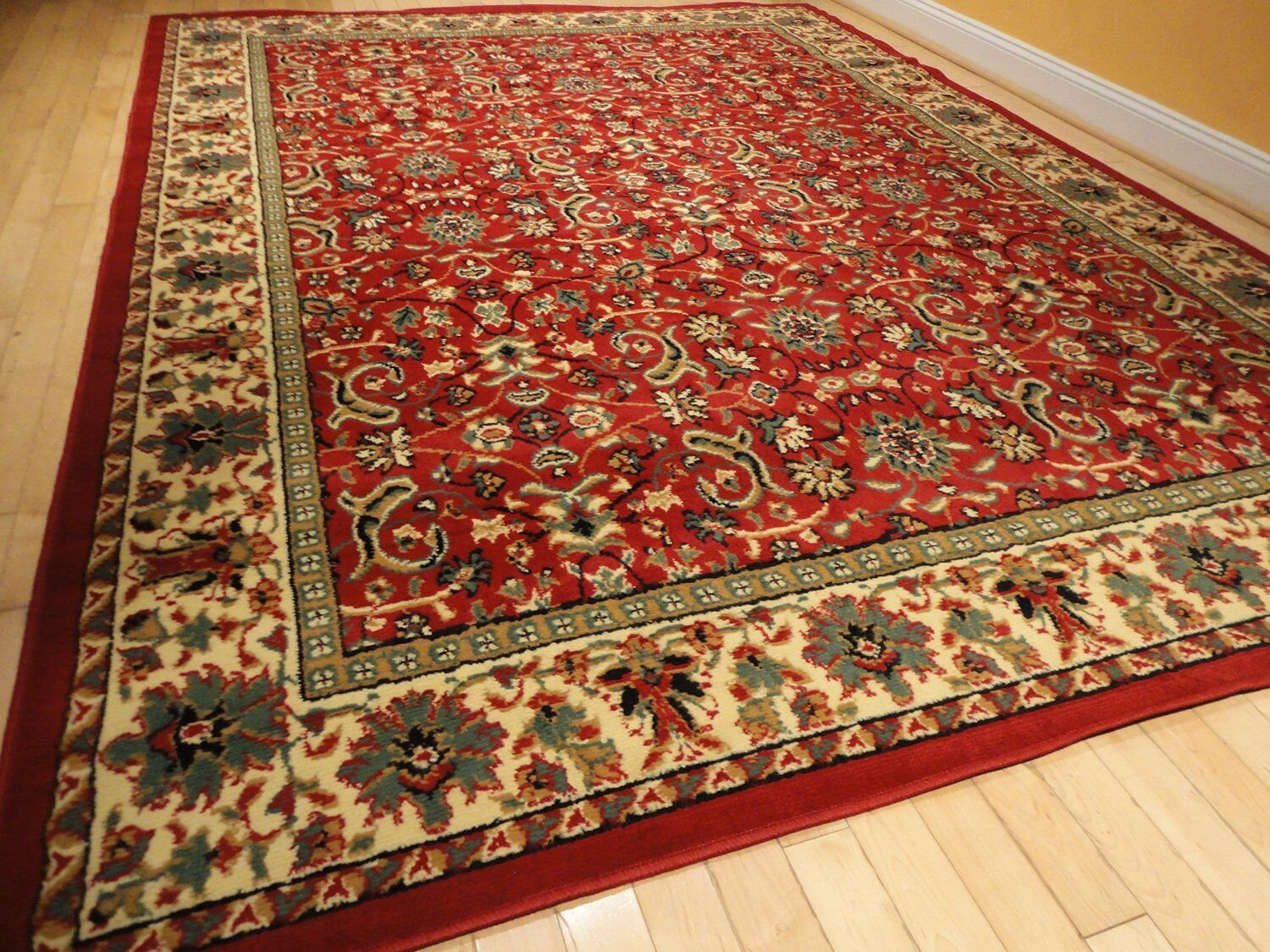 large traditional area rugs persian style carpet oriental. Black Bedroom Furniture Sets. Home Design Ideas