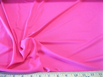 - Discount Lycra Spandex 4 way stretch Solid Perfect Pink LY935