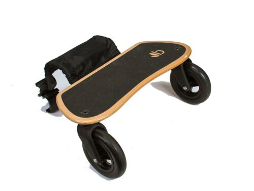 BUMBLERIDE Mini Board Rider Toddler Skateboard Indie / Indie Twin Stroller NEW