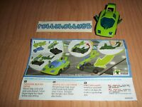 Fs534 Spy-car Verde + Bpz India Kinder Merendero Joy 2015/2016 -  - ebay.it