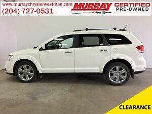 2012 Dodge Journey R/T AWD *Heated Cloth* *Rear Parking Sensors*
