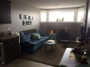 2 BEDROOM BASEMENT SUITE- HARBOUR Landing-- IN FLOOR HEAT!