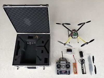 Rotor Concept Inc. HPQ1 RC Quadcopter