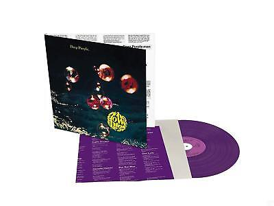 DEEP PURPLE WHO DO YOU THINK WE ARE LIMITED EDITION PURPLE VINYL LP (7/09/18)