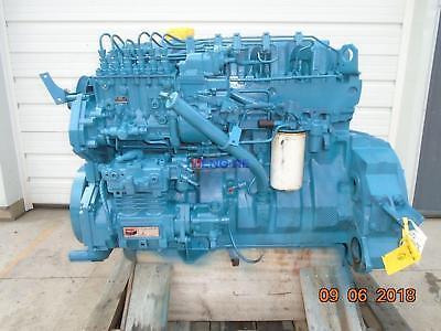 International Dta408 Engine Complete Good Runner Bcn 1820494c1