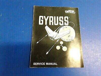 Gyruss by Centuri Video Arcade Game Service Manual
