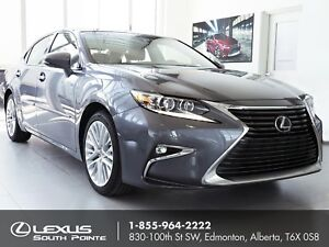 2017 Lexus ES 350 Executive DEMO w/ 15 speakers, navigation s...