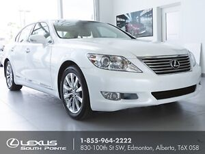 2012 Lexus LS 460 American model w/ heated seats, backup came...