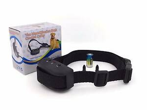 AUTOMATIC ANTIBARK DOG TRAINING COLLAR SAFE VIBRATION Camden Park West Torrens Area Preview
