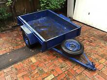 Heavy duty trailer 6x4 Beaumaris Bayside Area Preview