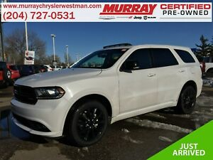 2018 Dodge Durango GT AWD *DVD* *Nav* *ParkSense Braking Assist*