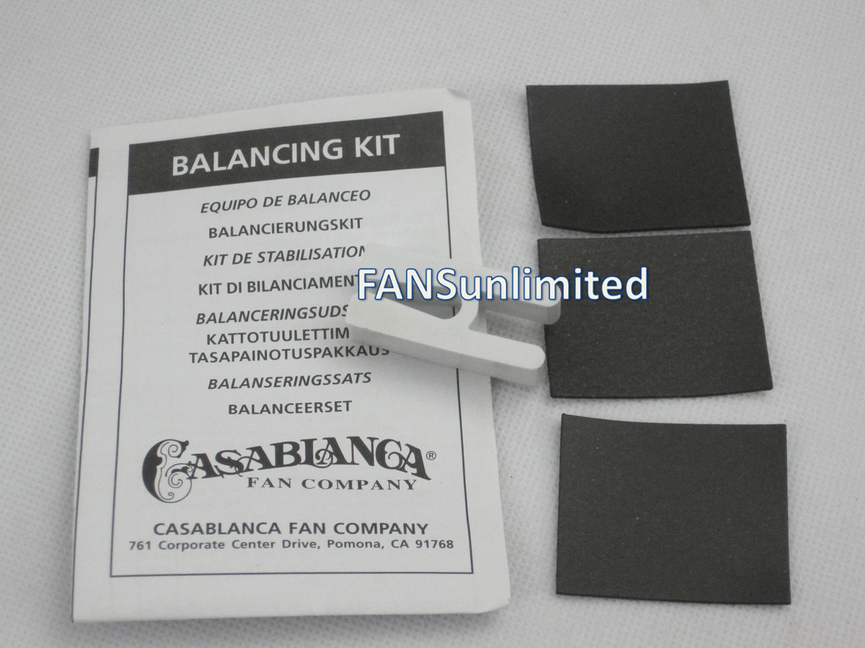 Casablanca Fan Balance Kit