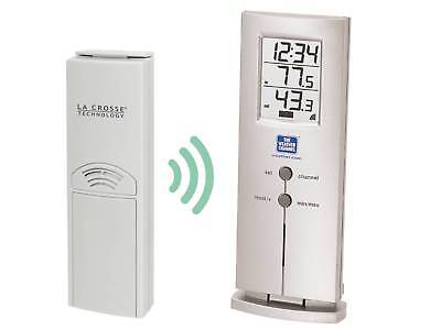 Ws 9014Twc La Crosse Technology Twc Wireless Temperature Station Tx6u Sensor