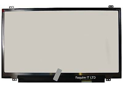 """NEW 14.0"""" QHD IPS LAPTOP DISPLAY SCREEN PANEL AG FOR COMPAQ HP SPS 823952-001"""