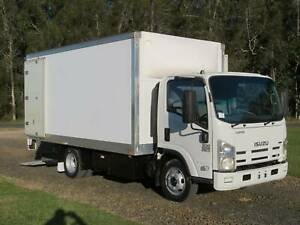 2008 Isuzu NPR300 PANTECH TRUCK - EX GOVT - 36,000 KLMS ONLY North Macksville Nambucca Area Preview