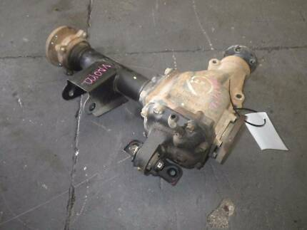 NISSAN NAVARA D22 3.9 RATIO FRONT DIFF CENTRE 97 TO 09 (31414) Brisbane South West Preview