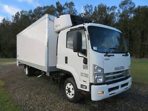 2013 Isuzu FRR600 Long Premium AUTO - FRIDGE TRUCK North Macksville Nambucca Area Preview