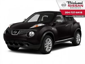 2014 Nissan Juke SL Leather/AWD/Sunroof/Backup cam