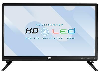 TV LED 19 Pollici Televisore Trevi HD Ready DVB T2/S2 Hotel HDMI 1904SA00 ITA