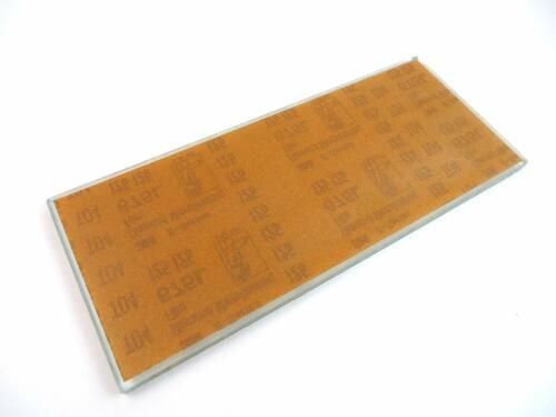 "Taytools 10-1/4 x 4-1/4"" 125 Micron (120 Grit) 3M (TM) Diamond Flattening Plate"