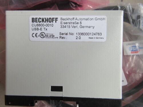 1pc  Beckhoff Cu8800-0010