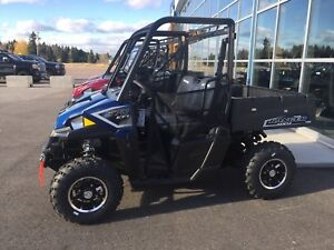 2018 POLARIS RANGER 570 side by side