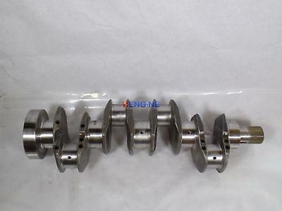 Fits Perkins 1104a-44 1104c-44t Crankshaft Cat 3054 4.4l New Zz90239 232-7400